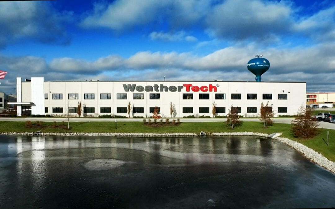 WeatherTech Bound