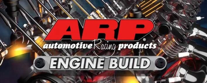 2018 ARP Engine Build
