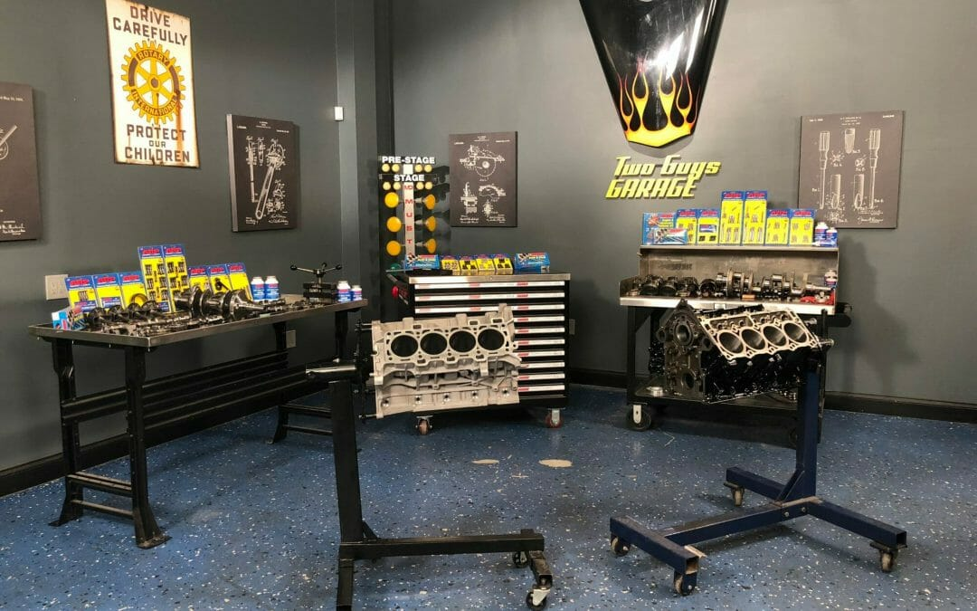 2019 ARP Engine Build Introduction