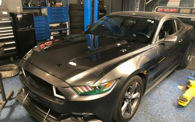 Ecoboost Mustang