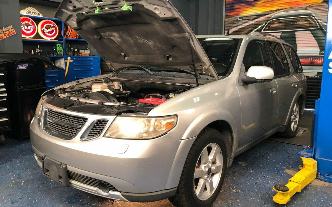 Saab Story!